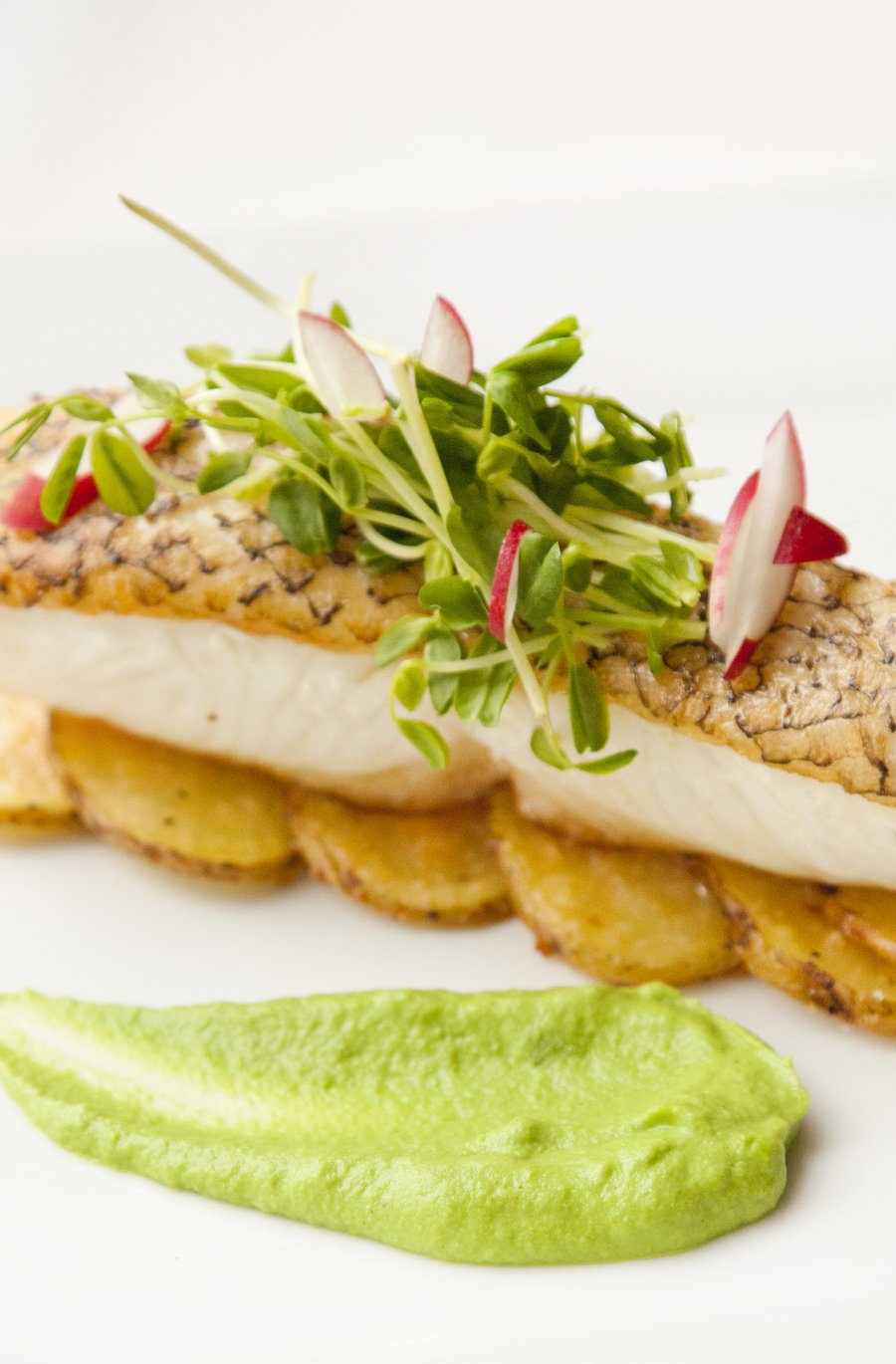 sea bass pea puree_5.JPG