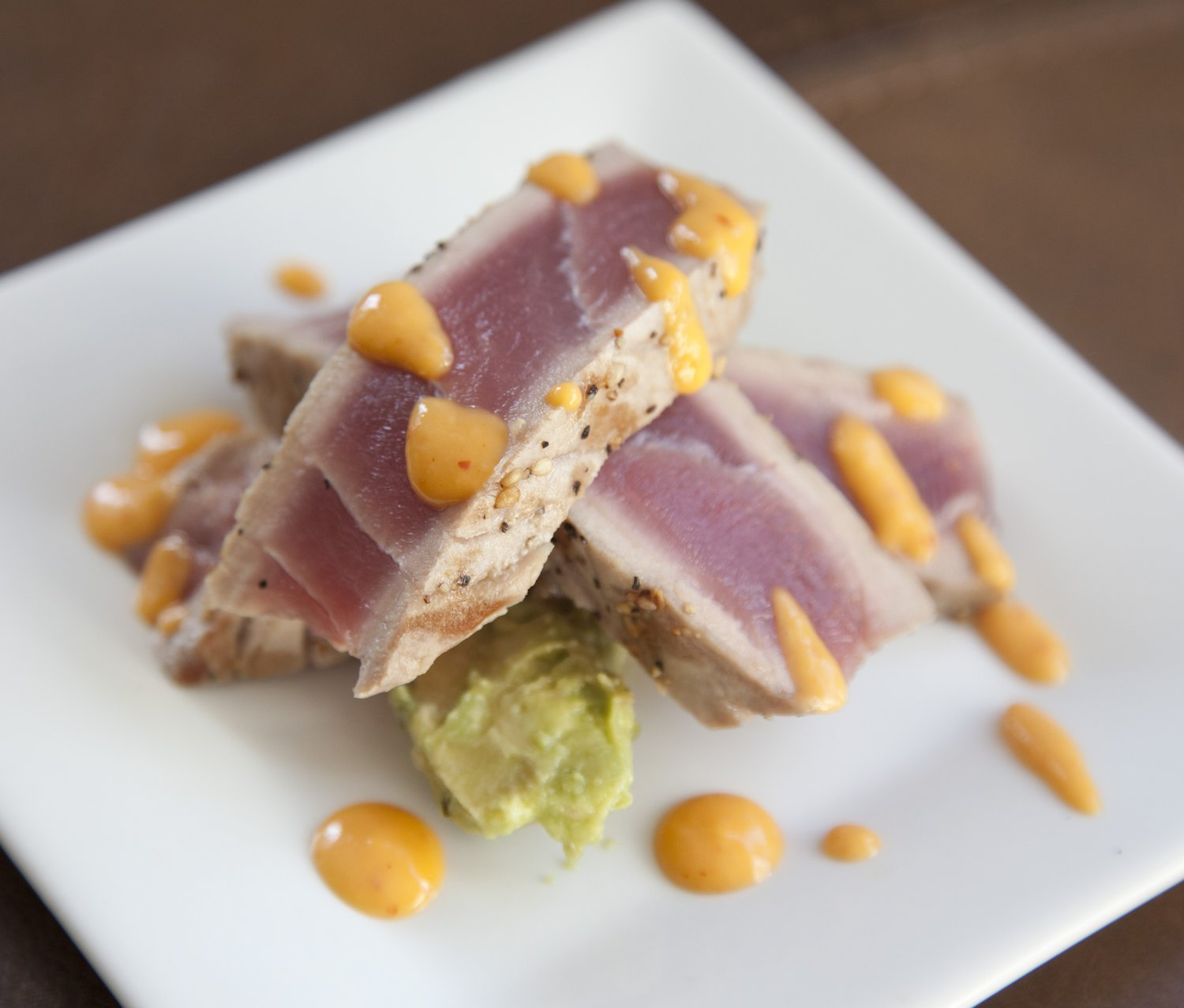 UrbanCookery - Seared Ahi Tuna Appetizer