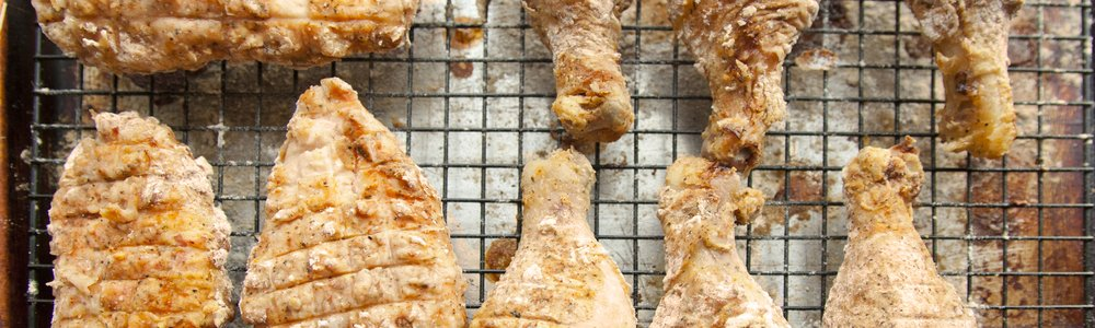 "Oven ""Fried"" Chicken"