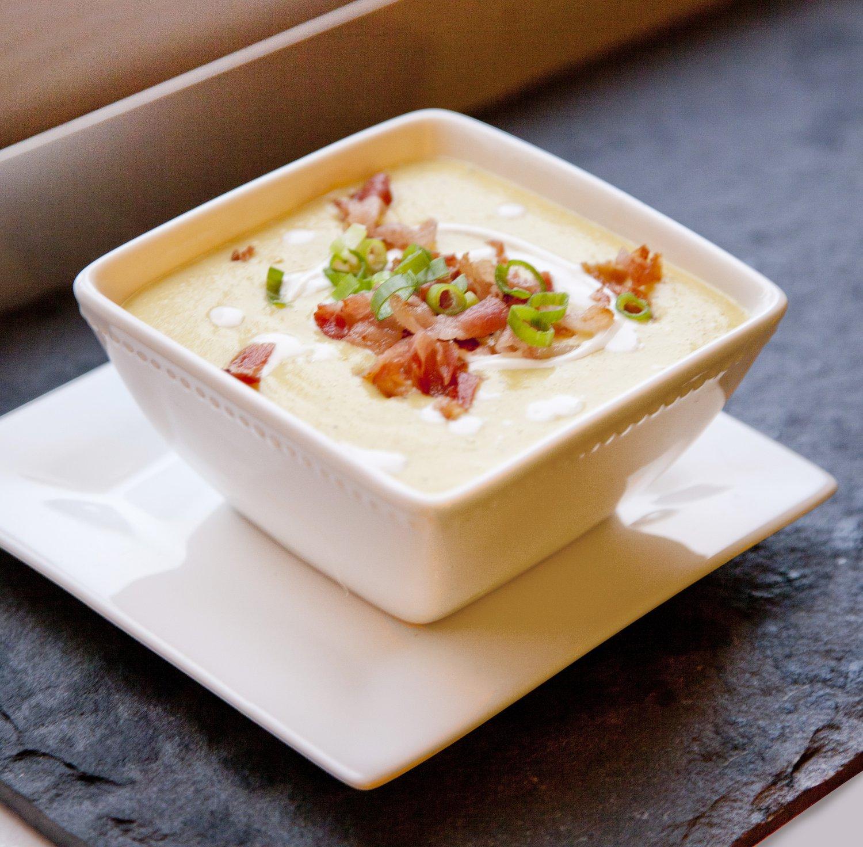 UrbanCookery - Creamy Corn Chowder