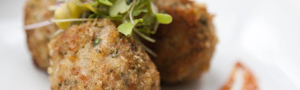 Italian 3-Meat Meatballs