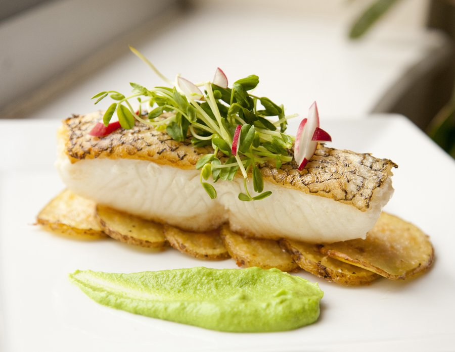 sea bass pea puree_1.JPG
