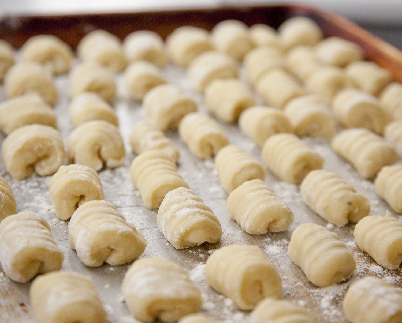 Homemade Gnocchi Recipe — Dishmaps