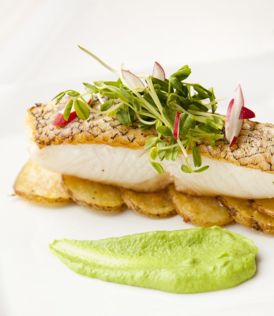 sea bass pea puree_2.JPG