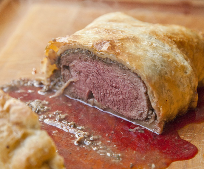 Urbancookery Beef Wellington