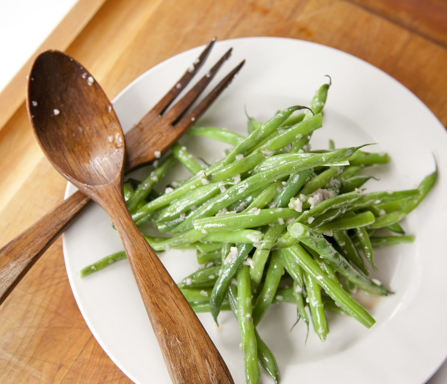 UrbanCookery - French Green Bean Salad